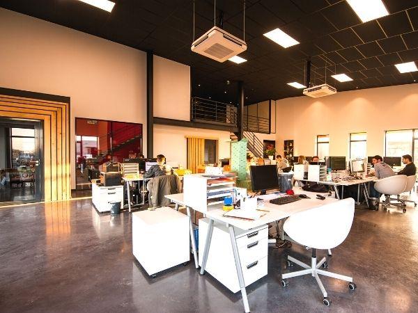 aménagement de bureaux à Niort, La Rochelle et Poitiers