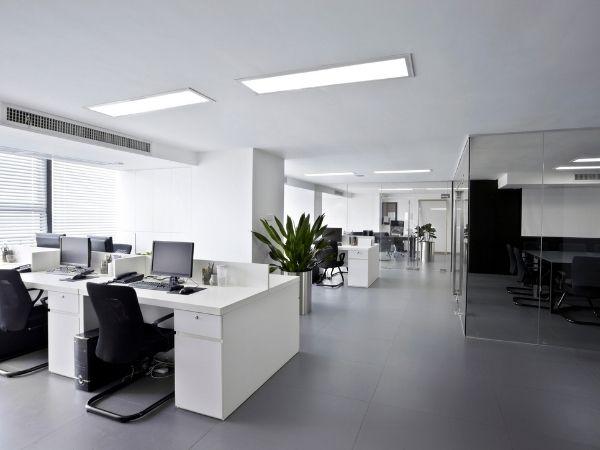 Luminosité au travail - Luminaires professionnels 79 et 17