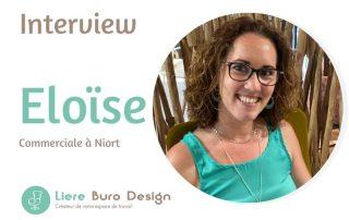 Interview Eloïse - commerciale Liere Buro Design